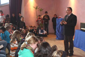 Handyfreie Schule Herr Bürgermeister Müller 2
