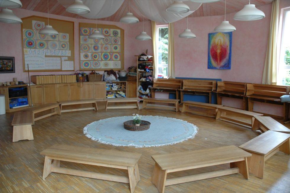 Das bewegte klassenzimmer vortrag an der waldorfschule for Raumgestaltung schule
